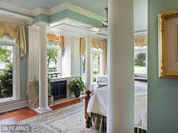 colonial molding colonial detached annapolis md a luxury home for sale in