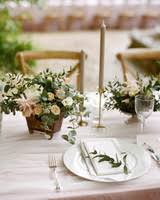 candle centerpiece wedding 84 candle centerpieces that will light up your reception martha