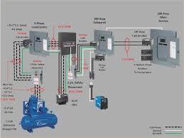 3 phase air compressor wiring diagram davehaynes me