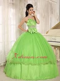 6 styles of green quinceanera dresses cars and cake