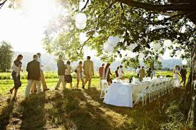 backyard wedding reception ideas on a budget amys office