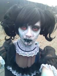 Scary Dolls Costumes Halloween 94 Halloween Costume Ideas Images Fx Makeup