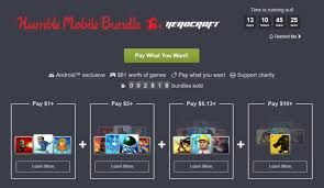 bundle android humble bundle brings 11 herocraft to your phone cheap