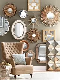 Wee S Beyond Sunflower Decorative Wall Mirror Reviews Wayfair