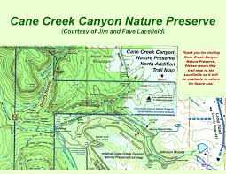 Muscle Shoals Alabama Map Cane Creek Canyon Nature Preserve The Southern Pass Maps