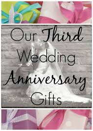 3rd wedding anniversary gifts for 3rd wedding anniversary gift b21 in pictures collection m74
