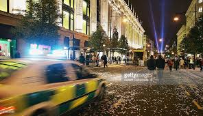 oxford street christmas lights photos and images getty images