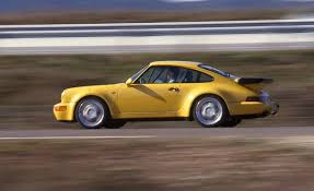 porsche old 911 1994 porsche 911 turbo 3 6 archived road test review car and