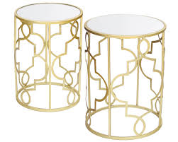 Quatrefoil Table L Tables Buffets Bars Uniquely Chic Vintage
