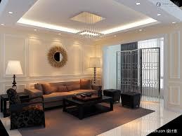 interior gorgeous wood ceiling design idea above living room