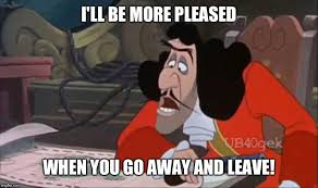 Hook Meme - captain hook concentrating viral memes imgflip