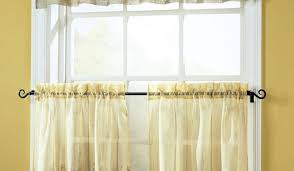 Better Homes And Gardens Kitchen Curtains Goodness Curtain Finials Tags White Curtains Mustard Eyelet