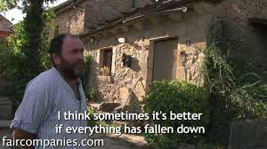 Stable In Spanish by Slow Renaissance Of Medieval Ghost Town In Spanish Pyrenees Youtube