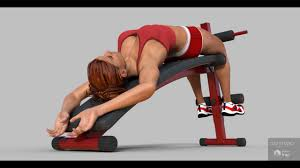 Commercial Sit Up Bench Fm Gym Sit Up Benches U0026 Poses Addon Commercial Daz 3d Forums