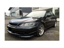 honda accord 2003 black honda accord 2003 vti 2 0 in selangor automatic sedan black for rm