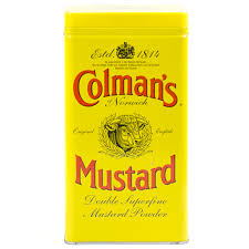 coleman s mustard mustard powder colmans 454g infusions