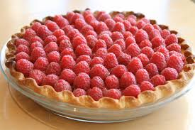 raspberry recipes dorothy s fresh raspberry pie recipe
