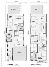 small lot home plans narrow lot home designs sydney 4 bedroom house plans home designs