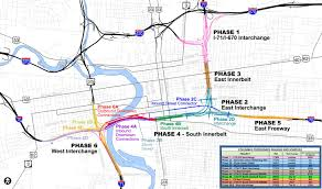 Map Of Southern Ohio by Interstate Guide Interstate 70