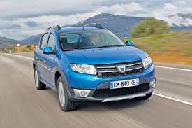 renault stepway 2011 dacia sandero stepway review auto express