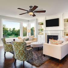 Ceiling Fan For Living Room by Living Room Hunter The Mariner Ceiling Fan With Hunter Ceiling