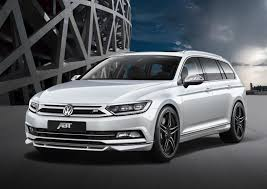 volkswagen passat coupe abt sportsline boosts vw passat biturbo diesel to 280ps adds