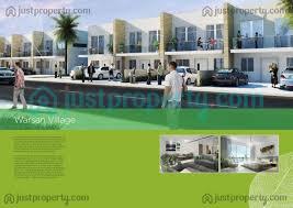 warsan village floor plans justproperty com
