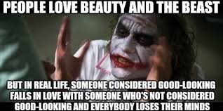 Meme Beauty - 42 beauty and the beast memes that will definitely get the girl