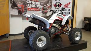 used 2004 yamaha 660r raptor atvs in davenport ia