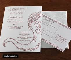 indian wedding invitations chicago wedding invitation discounts deals letterpress wedding