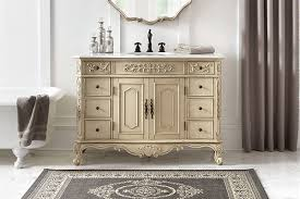 Antique Bathroom Vanity by Shop Bathroom Vanities U0026 Vanity Cabinets At The Home Depot