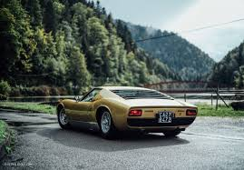 vintage lamborghini the first ever lamborghini concours was an over the top experience
