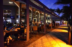Restaurant Patio Design by Two Stars For Oceans 234 In Deerfield Beach Sun Sentinel