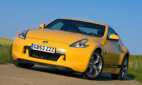 Nissan 370z Pricing Nissan 370z Yellow Limited Edition Model With Racy Graphics