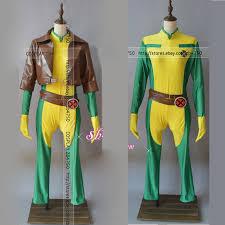 Men Rogue Halloween Costume Rogue Cosplay Costume Promotion Shop Promotional Rogue Cosplay