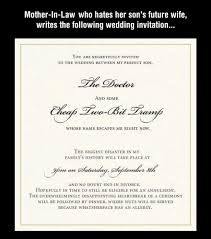funny wedding invitation wording samples funny wedding
