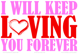 I Love U Baby Quotes by I Will Keep I Loving You Forever Image Sweetheart Quotes