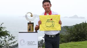 Masters Flag Jin Crowned Champion As Final Round Cancelled Due To Weather