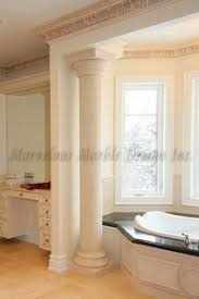 interior columns for homes marble column design marble columns in luxury custom built