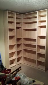 L Bracket Bookshelf Billy Bookcase Hammer Down