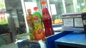 Teh Ichi komparasi 3 produk teh botol ichi ocha vs teh botol sosro vs