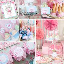 princess baby shower decorations shabby chic princess baby shower decorations for a girl