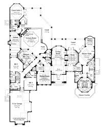 colonial spanish house plans house plan