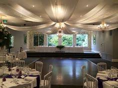 Ceiling Drapes With Fairy Lights Diy Ceiling Drape And Baloon Drop You Can Pull It Off With Lots