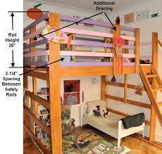 Play Bunk Beds Loft Bed With Play Area Above This Is What I Want I Will Make