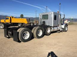 semi truck sleepers 2007 kenworth w900 sleeper semi truck for sale missoula mt