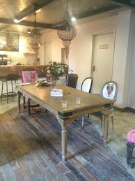 wholesale distressed furniture cross back wooden dining chair
