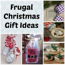frugal gifts for family friends or neighbors saving
