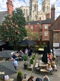 Best Public Gardens by Best Beer Gardens In York