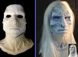 white walker foam latex prosthetic progetti da provare pinterest